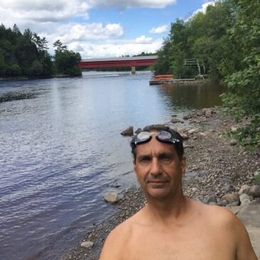 Gatineau River Swim Report